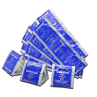 Unilatex High Quality Latex Condoms 60 Pack