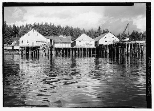 Photo: Kake Salmon Cannery,540 Keku Road,Kake,Wrangell Petersburg Census,Alaska,AK,9