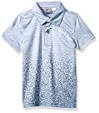 PUMA Big Boys' Tyler Polo, Infinity Heather, Small (8)