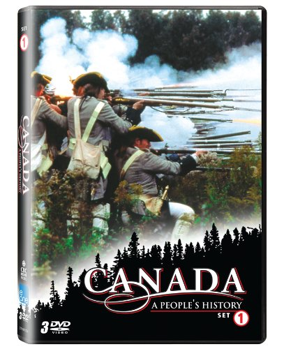 Canada: A people's history DVD