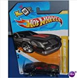 2012 camaro toy car - Hot Wheels 2012 New Models Chevy Chevrolet Camaro IROC-Z Black Charcoal