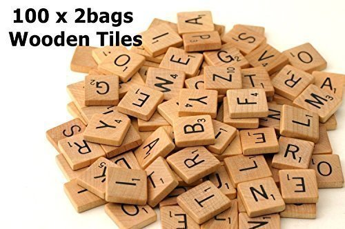 200-scrabble-tiles-new-scrabble-letters-wood-pieces-2-complete-sets-great-for-crafts-pendants-spelli