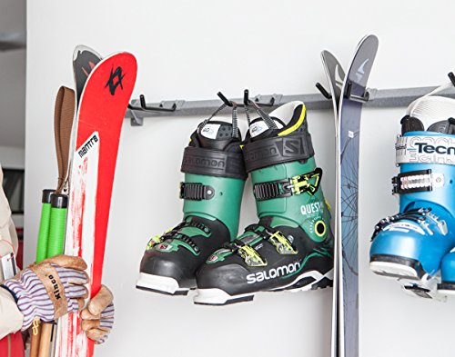 Monkey Bars Storage 3 Pair Cross Country Ski Rack