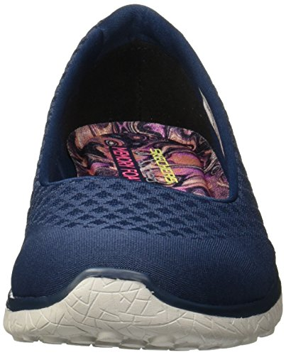 Skechers Sport Damen Microburst One up Fashion Sneaker Schiefer