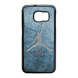 Samsung Galaxy S6 Edge Custom Cell Phone Case Michael Jordan Case Cover WWFF38077