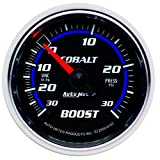 Auto Meter 6103 Cobalt Mechanical Boost / Vacuum Gauge