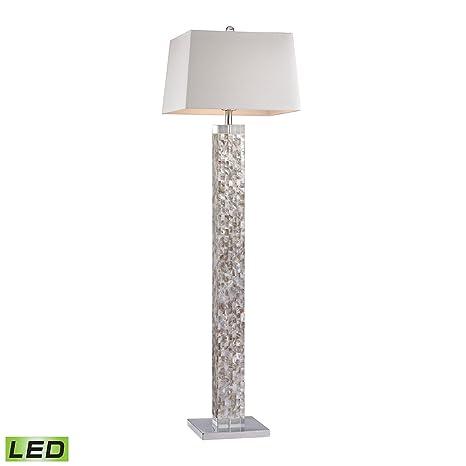Amazon.com: Decorativos iluminación lámpara de pie LED en ...