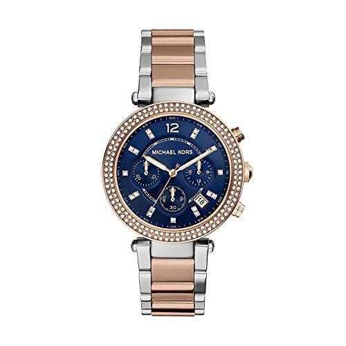 (Michael Kors Women's Parker Two-Tone Watch MK6141)