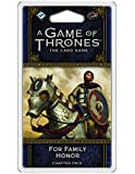 A Game of Thrones: The Card Game (Second Edition) - For Family Honor - English