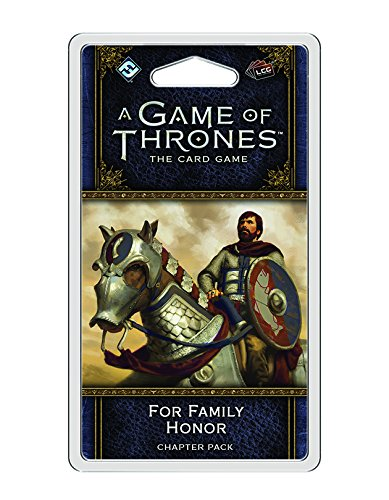 A Game of Thrones LCG Second Edition: For Family Honor