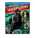 Van Helsing Limited Edition Blu-ray Steelbook