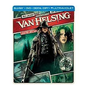 Van Helsing (Steelbook) (Blu-ray + DVD + Digital Copy + UltraViolet)