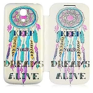 DUR Dream Catcher Pattern Full Body Case for Samsung Galaxy S4 Mini I9190