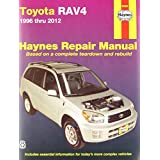 Toyota RAV4 1996 thru 2012 (Haynes Repair Manual)