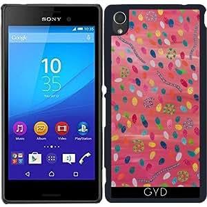 Funda para Sony Xperia M4 Aqua / Aqua DUAL - Colores De Marchito by Helen Joynson