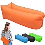 Best Sofa Air Mattresses - Inflatable Lounger, Portable Air Beds Sleeping Sofa Couch Review