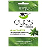 To Go Spa Green Tea Eyes, Pair of 3