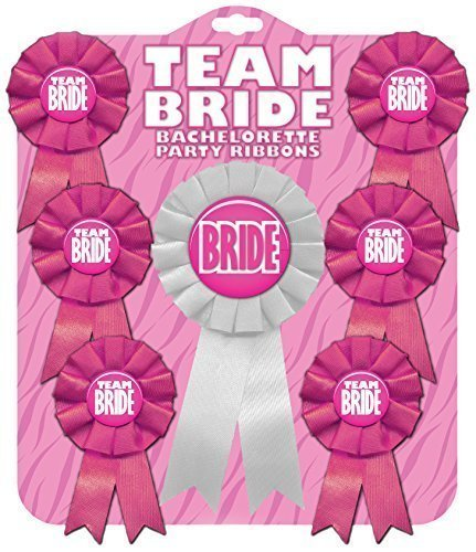 Kalan Bride Bachelorette Party Ribbons product image