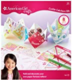 Best American Girl Crafts The American Girl Dolls - American Girl Crafts Cootie Catcher Kit Review