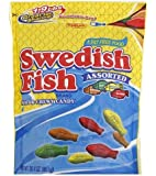 Swedish Fish Assorted Soft And Chewy Candy - 1.90 Lb