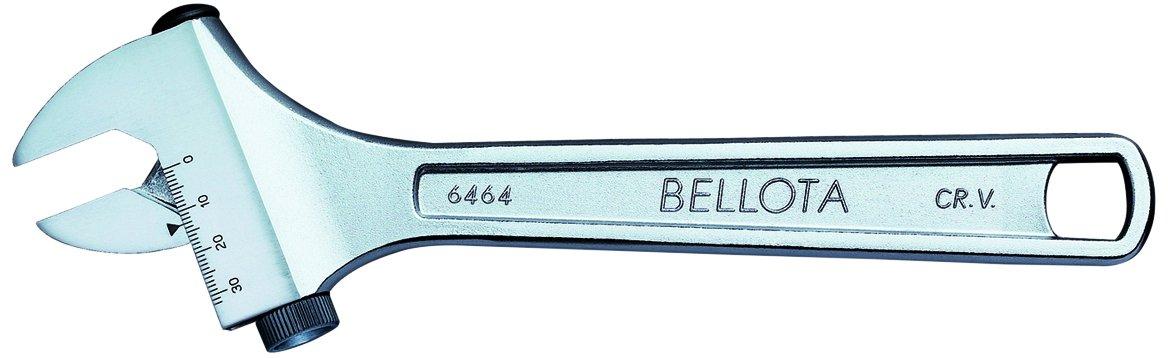 Bellota 6464-10 Clé à molette latérale 10'