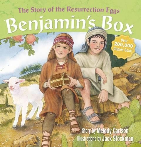 Benjamin's Box: The Story of the Resurrection Eggs cover