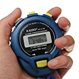 Global Sports Odometer Electronic Digital Chronograph Time Stopwatch Timer