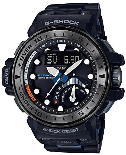 CASIO watch G-SHOCK G shock Gulf master Solar radio GWN-Q1000MCA-1AJF Men's