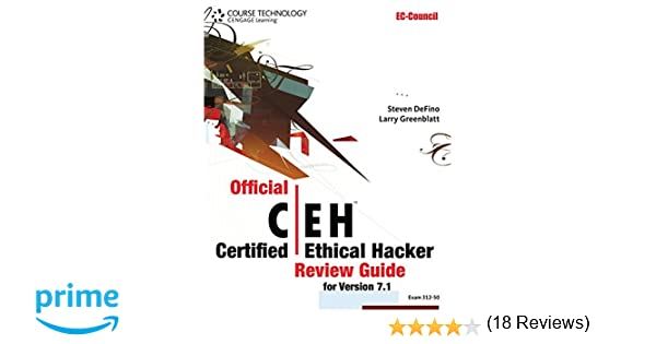 Official certified ethical hacker review guide for version 71 official certified ethical hacker review guide for version 71 with premium website printed access card and certblaster test prep software printed access fandeluxe Images