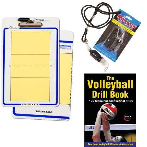 Coaches Starter Kit - Volleyball