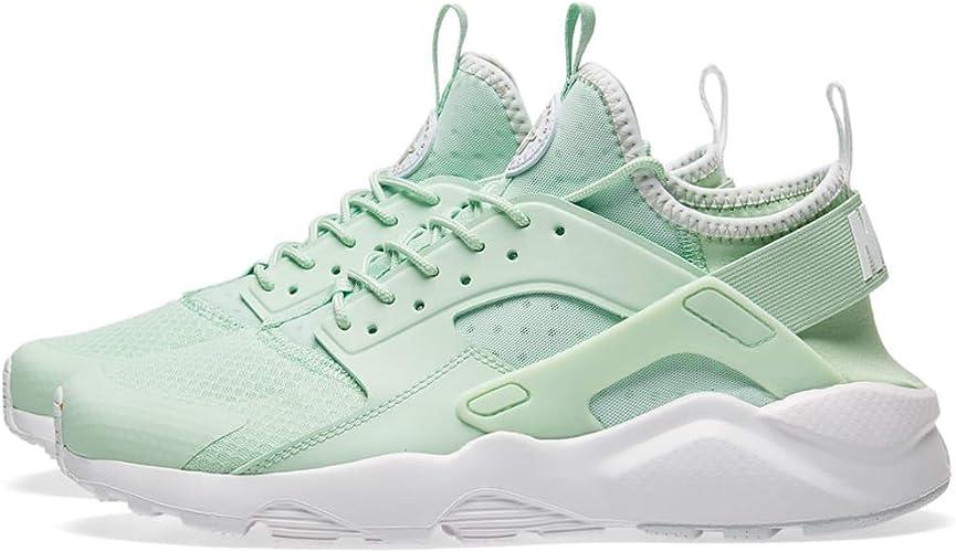 scarpe nike huarache verde