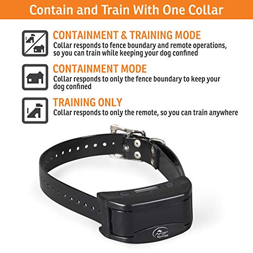 SportDOG Brand Contain + Train System - from the Parent Company of INVISIBLE FENCE Brand -...