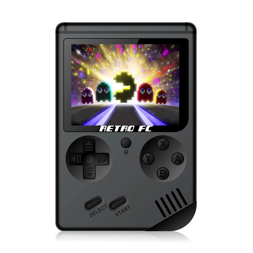 CXYP Consola de Juegos Portátil, 3 Pulgadas Consola de Juegos portátil Pantalla HD Consola de