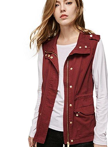 Line Double Layer Jacket - 8