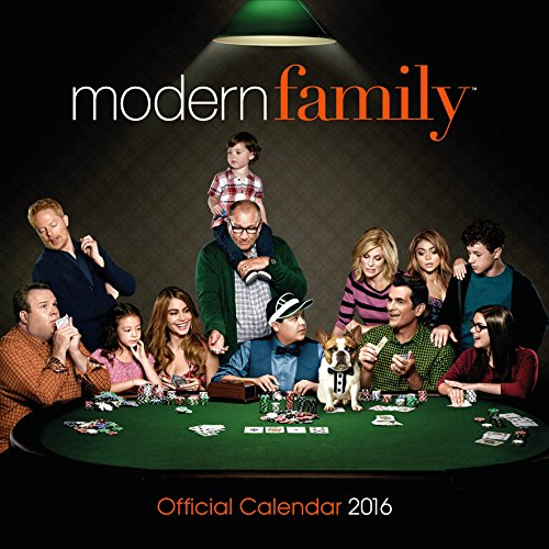 Descargar Libro The Official Modern Family 2016 Square Calendar Danilo
