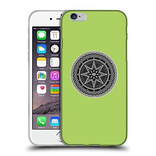 "GoGoMobile Coque de Protection TPU Silicone Case pour // Q08270628 Mystique occulte 6 poule // Apple iPhone 6 PLUS 5.5"""