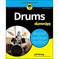 Drums For Dummies (For Dummies (Music)) book cover