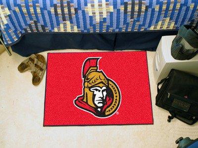 Ottawa Senators Starter Mat - Licensed Ottawa Senators Gifts