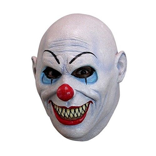 Clowning Evil Clown Latex Mask Adult Scary Killer Klown Mask Halloween Horror by Unknown