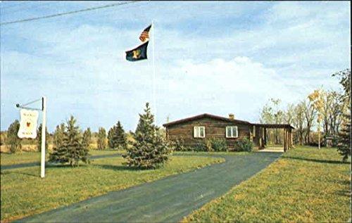Hrvol House Museum, Box 1824 - West Creek Rd Newfane, New York Original Vintage Postcard ()
