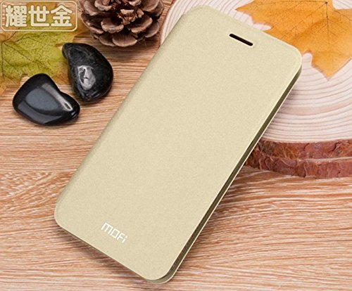 newest 3f742 92a8b Mofi Flip Cover for Xiaomi Mi5 with Innovative: Amazon.in: Electronics