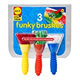 Alex Toys Little Hands 3 Funky Brushes