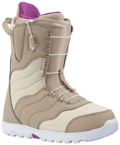 Burton Mint Snowboard Boot 2018 - Women's Tan 6 by Burton