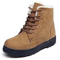 [L-RUNJP] 冬用ブーツ スノーブーツ 防寒 スノーシューズ 防風防滑 ...