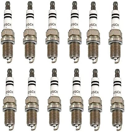 Platinum Fr8Dpp33+ Bosch 0 242 230 500 Bougie All