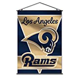 Fremont Die NFL Los Angeles Rams Unisex NFL Wall Banner, Navy, One Size