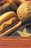 Memories of Summer, Roger Kahn, 0803278128