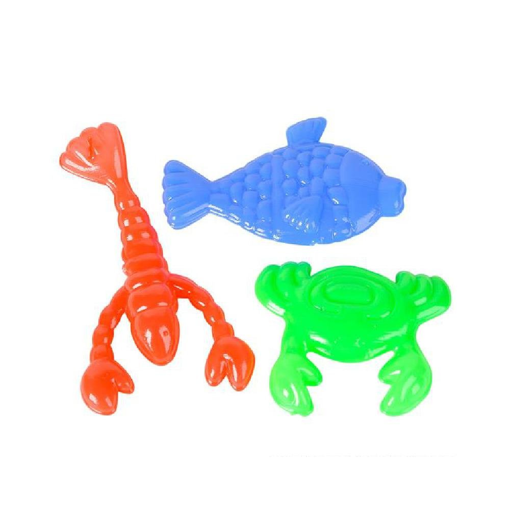 Sea Animal Assortment (With Sticky Notes)
