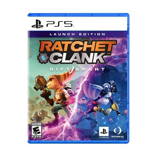Ratchet & Clank: Rift Apart Launch Edition – Playstation 5