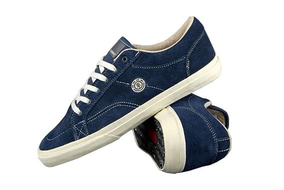 Element - Zapatillas de deporte para hombre azul Bleu - Bleu marine 43